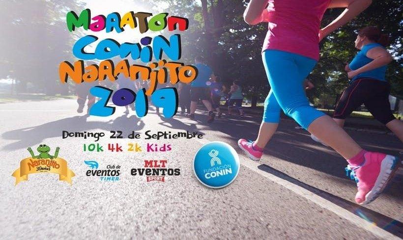 La Coope 102.7 te invita a la Maratón Conin-Naranjito 2019