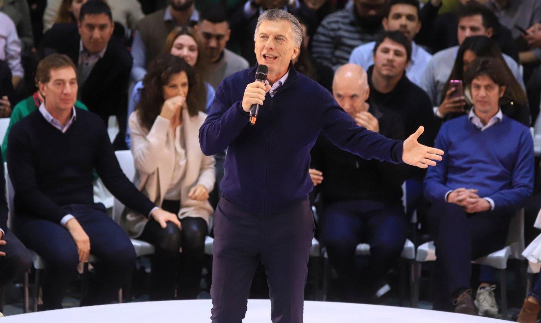 Macri anunció su campaña para octubre: visitará 30 ciudades en un mes