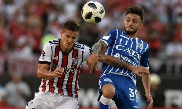 Godoy Cruz busca dar el batacazo frente a River por Copa Argentina