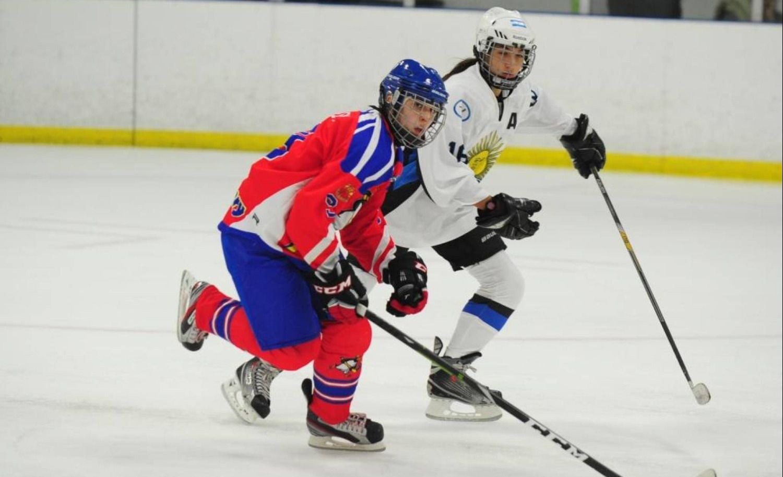 Polémica por un partido de hockey sobre hielo entre Argentina y Malvinas