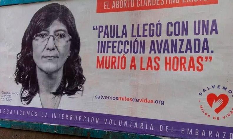 """""""Salvemos miles de vidas"""": médicos impulsan una campaña contra el aborto clandestino"""