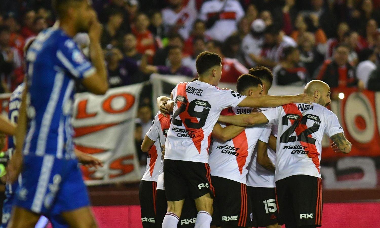 Copa Argentina: Godoy Cruz perdió con River y quedó eliminado