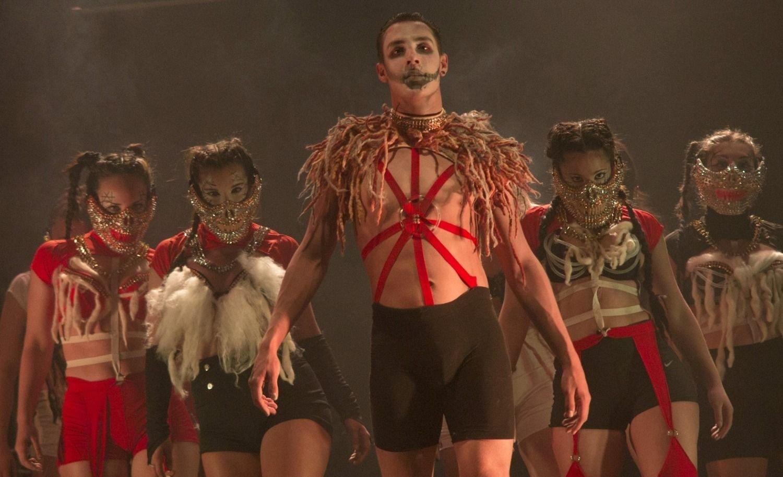 'De la nada a la gloria', súper show ricotero en el teatro Plaza