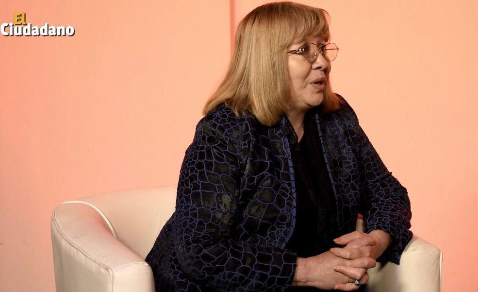 Juana Chávez, el servicio social como herramienta para la sanación