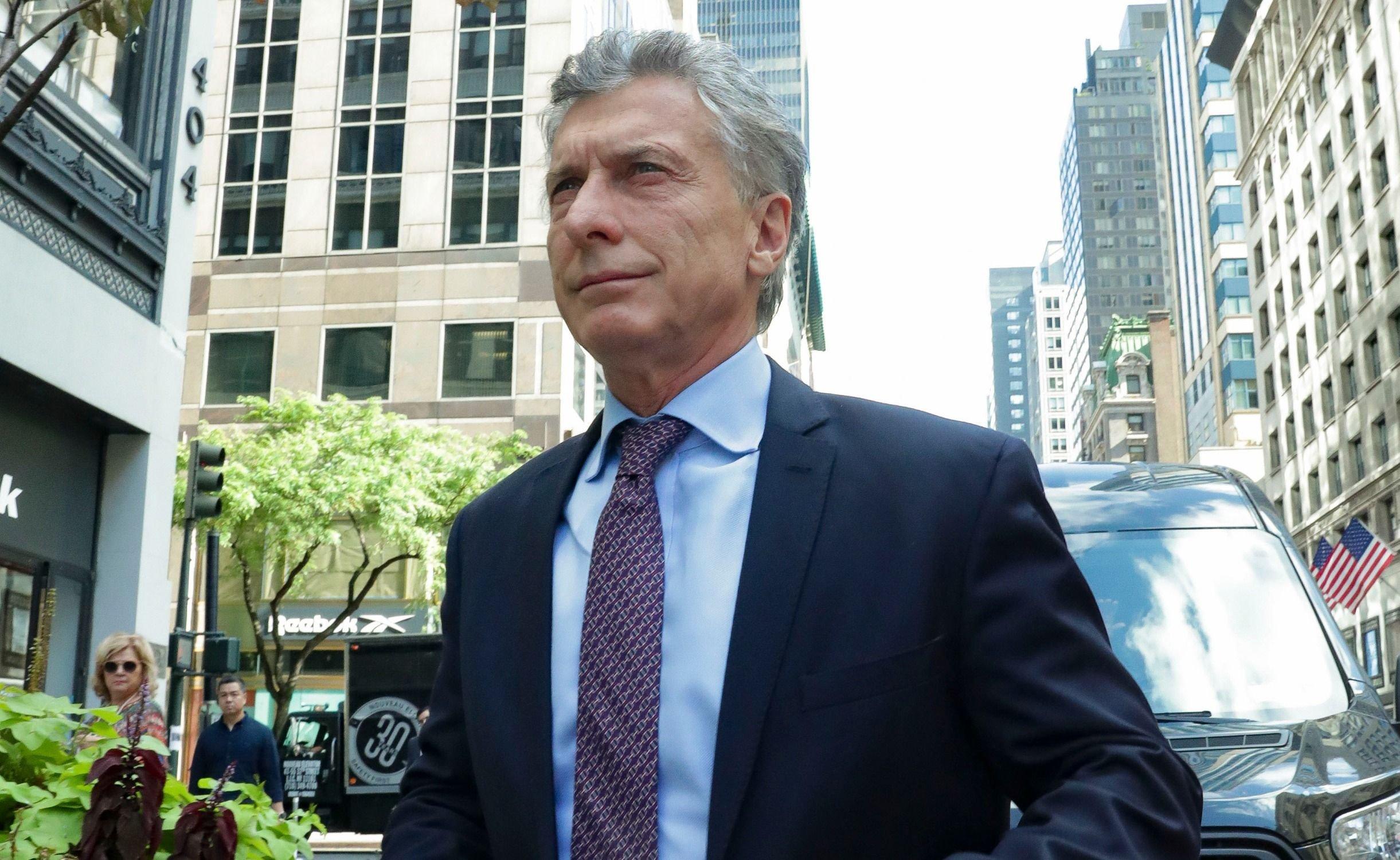 Imputaron a Macri y a otros funcionarios por acuerdos con el Reino Unido