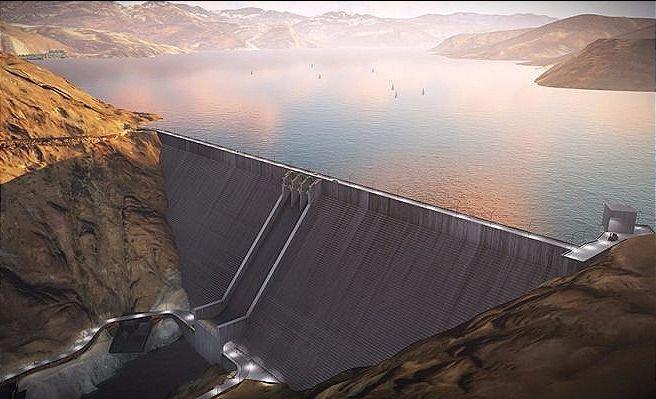 Se realizará la primera visita de obra de la represa Portezuelo del Viento