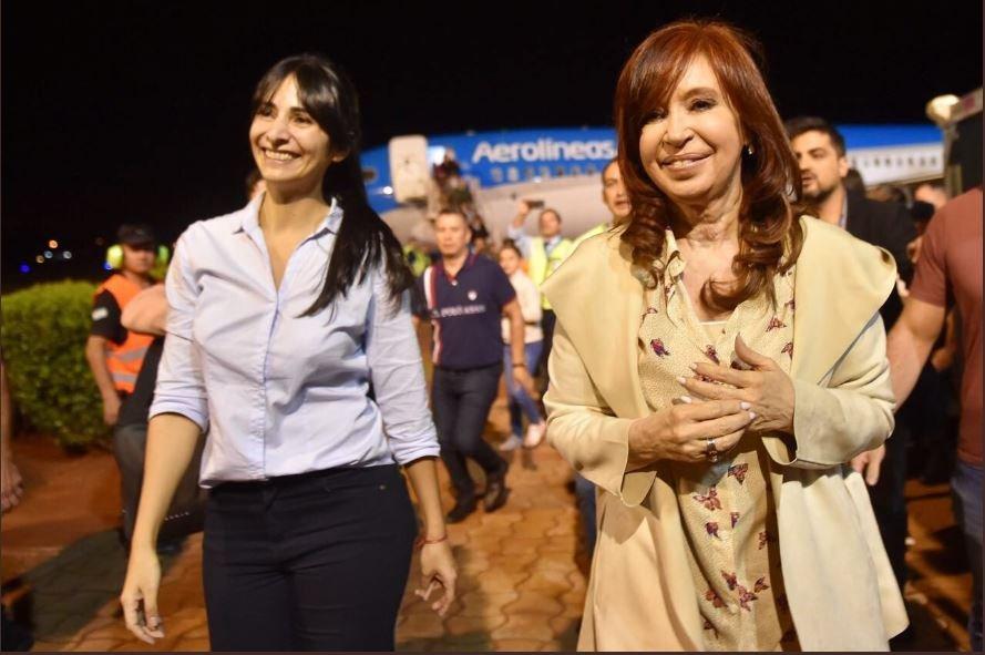 Cristina Kirchner Florencia Kirchner Cuba enfermedad Tribunal Oral Federal Frente de Todos