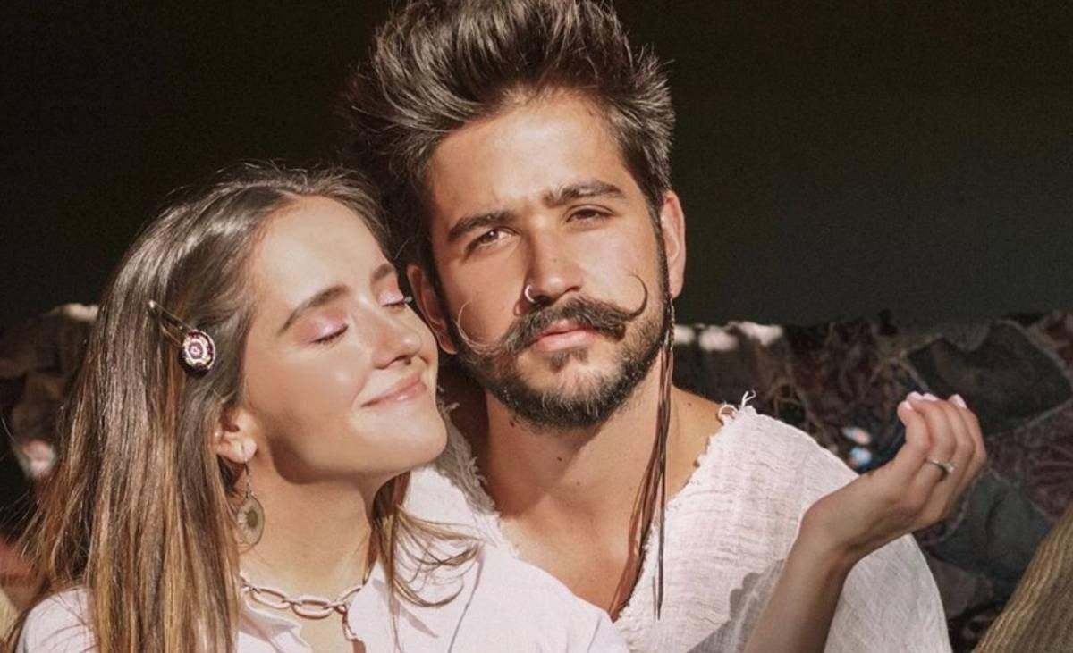Una foto de Camilo y Evaluna en la cama que revolucionó a sus seguidores