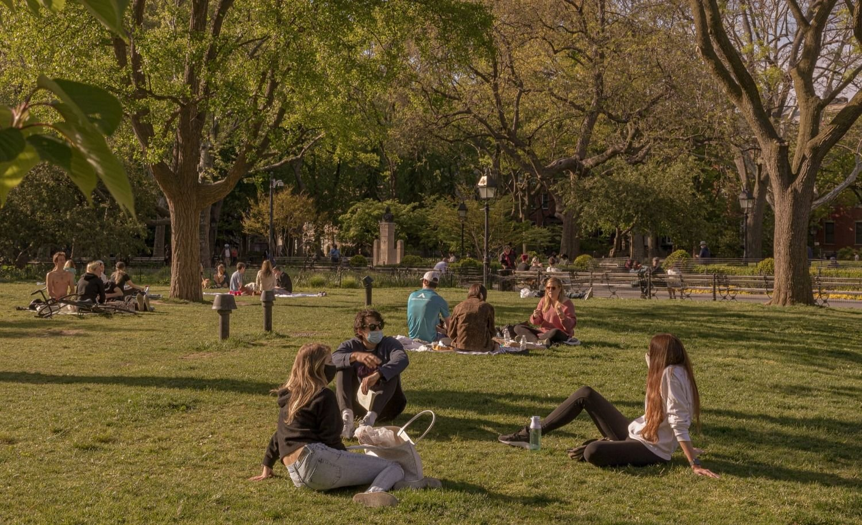 Día de la primavera: Gobierno prohíbe las salidas durante el fin de semana