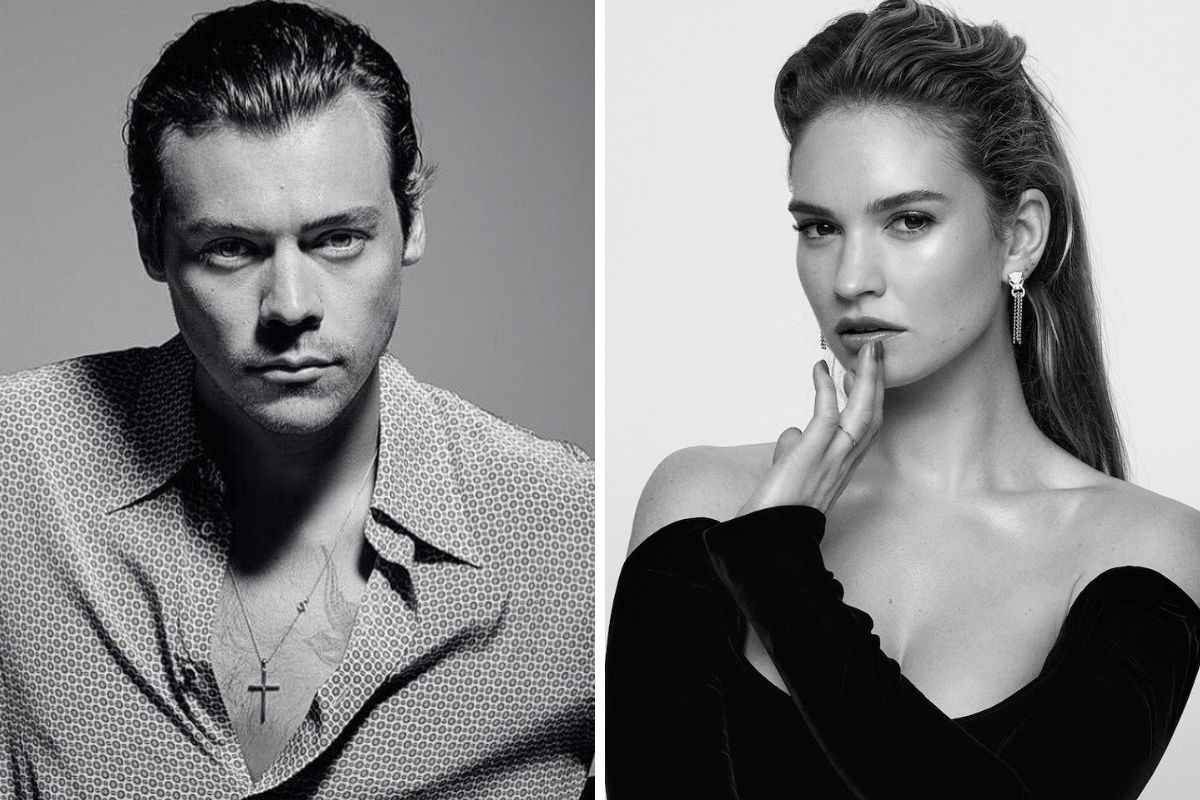 "Amazon busca tener a Harry Styles y a Lily James como protagonistas de ""My Policeman"""