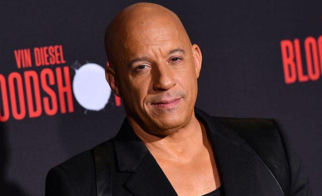 Vin Diesel recibió críticas por su actual estado físico