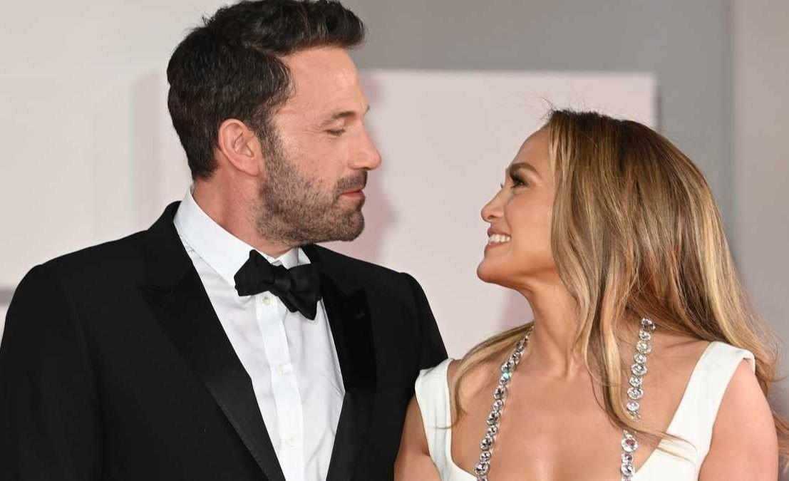 Jennifer López y Ben Affleck más enamorados que nunca