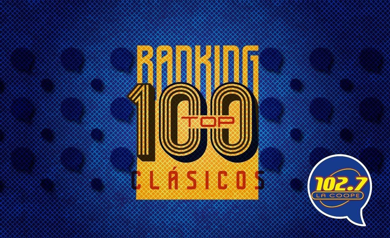 RANKING TOP 100 CLÁSICOS