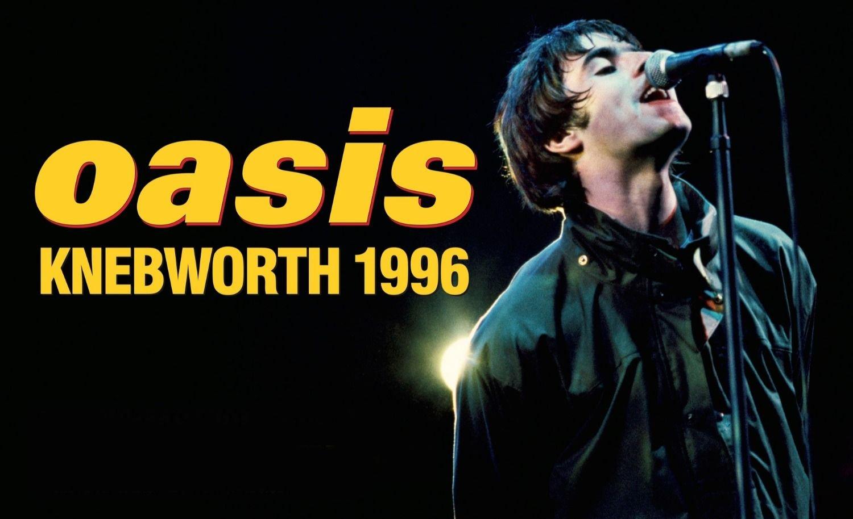 """Oasis revela imágenes inéditas de """"Live Forever"""" de 1996"""