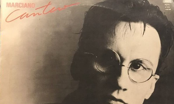 Ya está disponible el nuevo disco de Marciano Cantero
