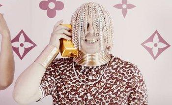Dan Sur, el rapero que se implantó cadenas en el cuero cabelludo