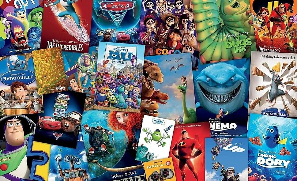 Conocé las 50 mejores películas animadas de la historia