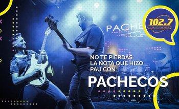 """ENTREVISTA   Pachecos: """"Nuestra música tiene mucho para contarle al mundo"""""""