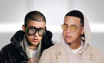 Daddy Yankee y Bad Bunny están entre las 500 mejores canciones de la historia