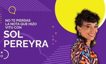 "ENTREVISTA   Sol Pereyra ""En 2022 tengo previsto sacar un nuevo disco"""