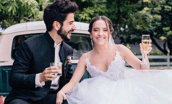 Evaluna dijo lo que hubiese cambiado de su casamiento