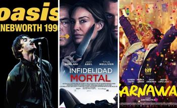 Estas son las 7 películas que llegan a los cines de Mendoza