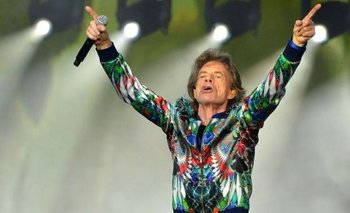 Mick Jagger sorprende con su baile alocado en redes