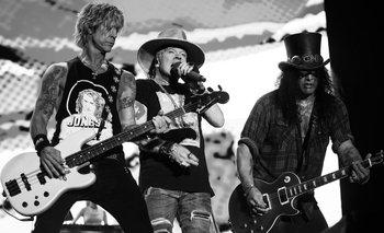 """Guns N' Roses compartió el audio de su nuevo tema: """"Hard Skool"""""""