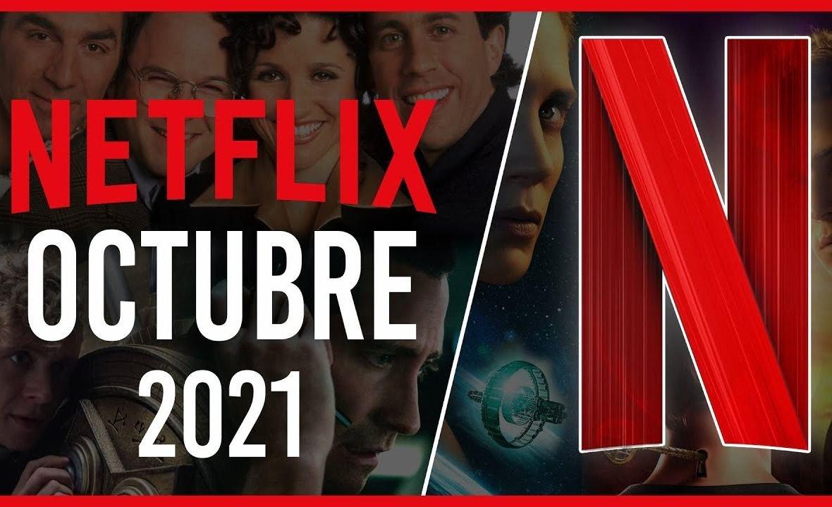 Conocé todos los estrenos de Netflix para octubre