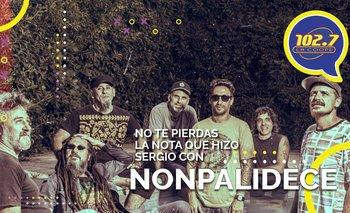 """ENTREVISTA   Nonpalidece: """"Este nuevo disco tiene un gran cambio a nivel audio"""""""