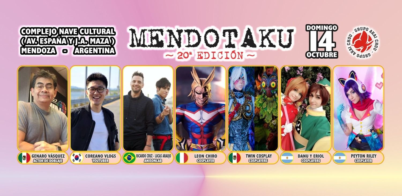 Llega una nueva edición del Mendotaku
