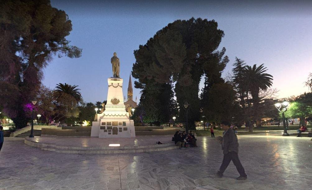 Plaza mendocina