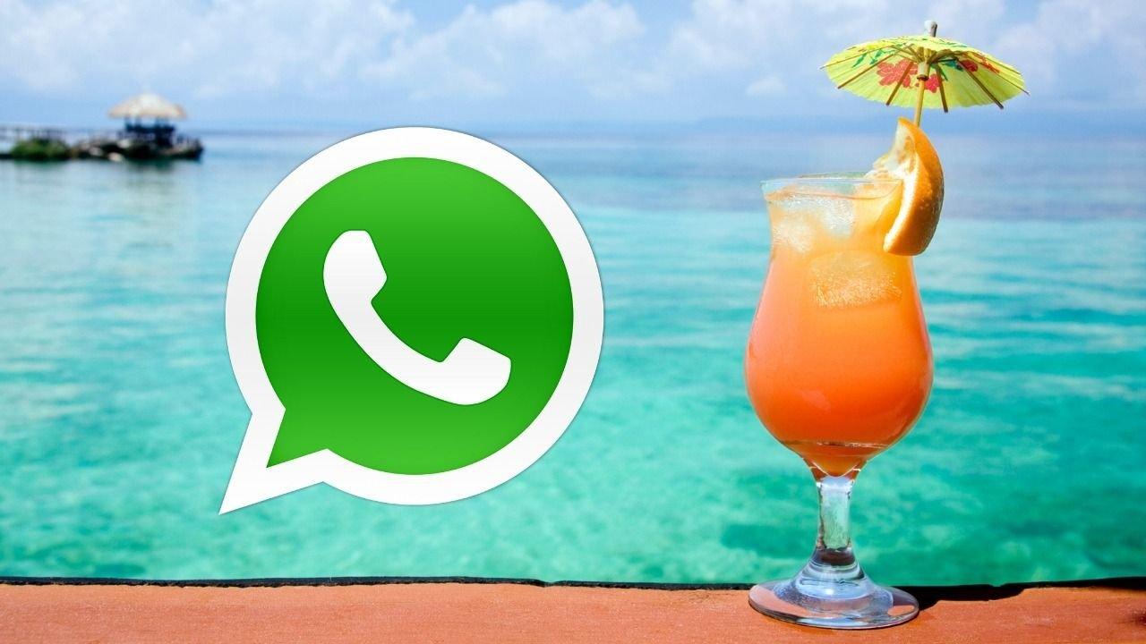 """WhatsApp: """"modo vacaciones"""" está por llegar"""