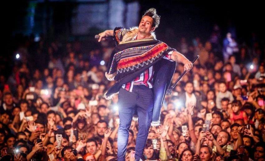 Chano canceló su show en Mendoza