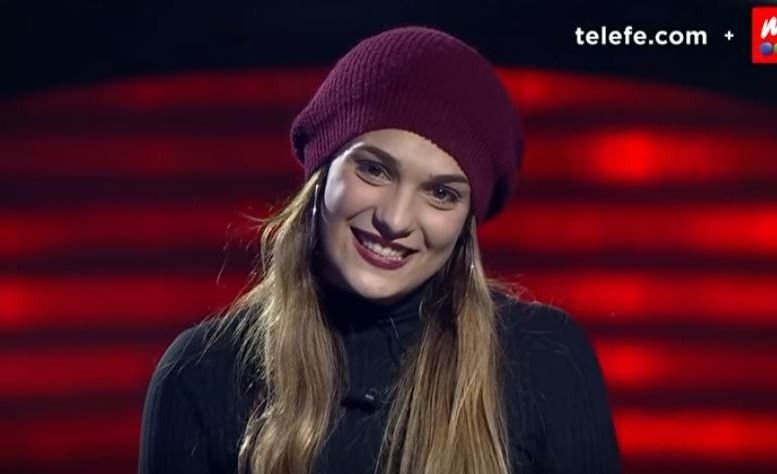 Participante con una historia muy conmovedora la rompió en La Voz Argentina