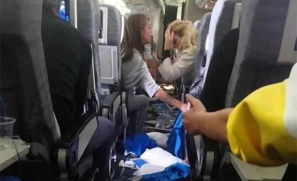 Una fuerte turbulencia dejó 15 heridos en un vuelo de Aerolíneas