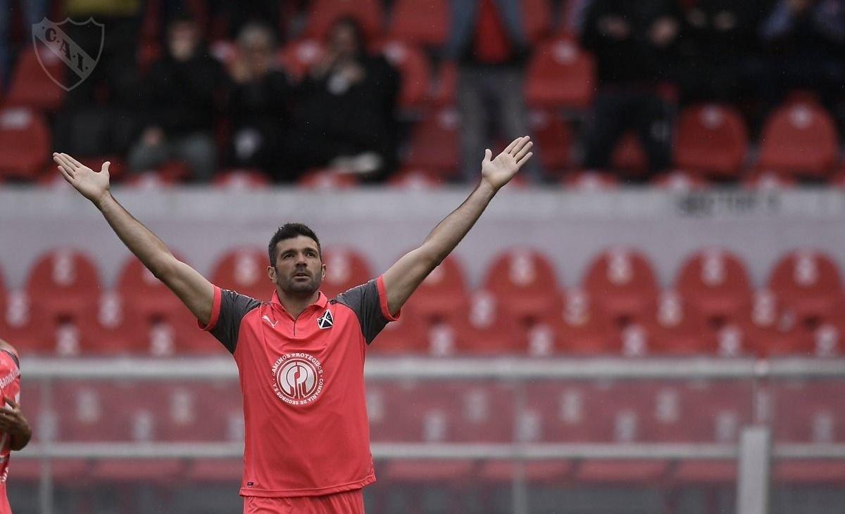 Independiente derrotó a Huracán y consiguió su segunda victoria consecutiva