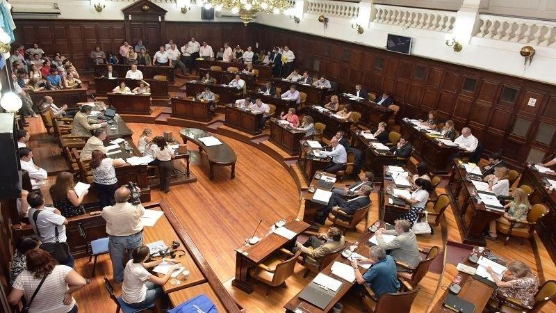 Legislatura: se presentó un nuevo proyecto para reducir gastos