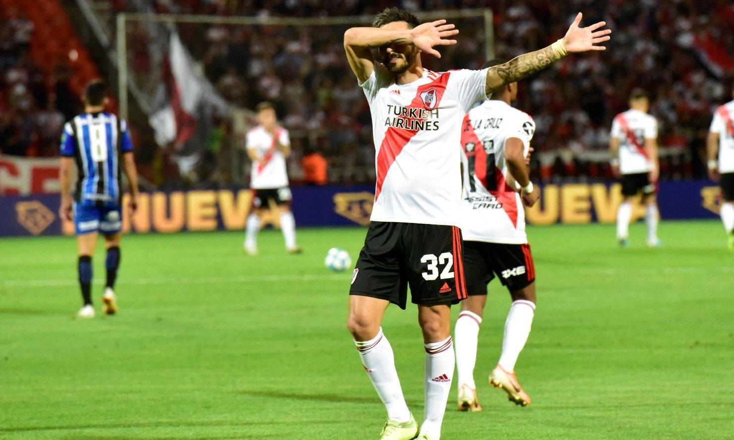 River venció a Almagro y se metió en semifinales