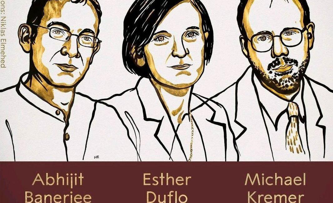 El Nobel de Economía fue para tres investigadores sobre la pobreza