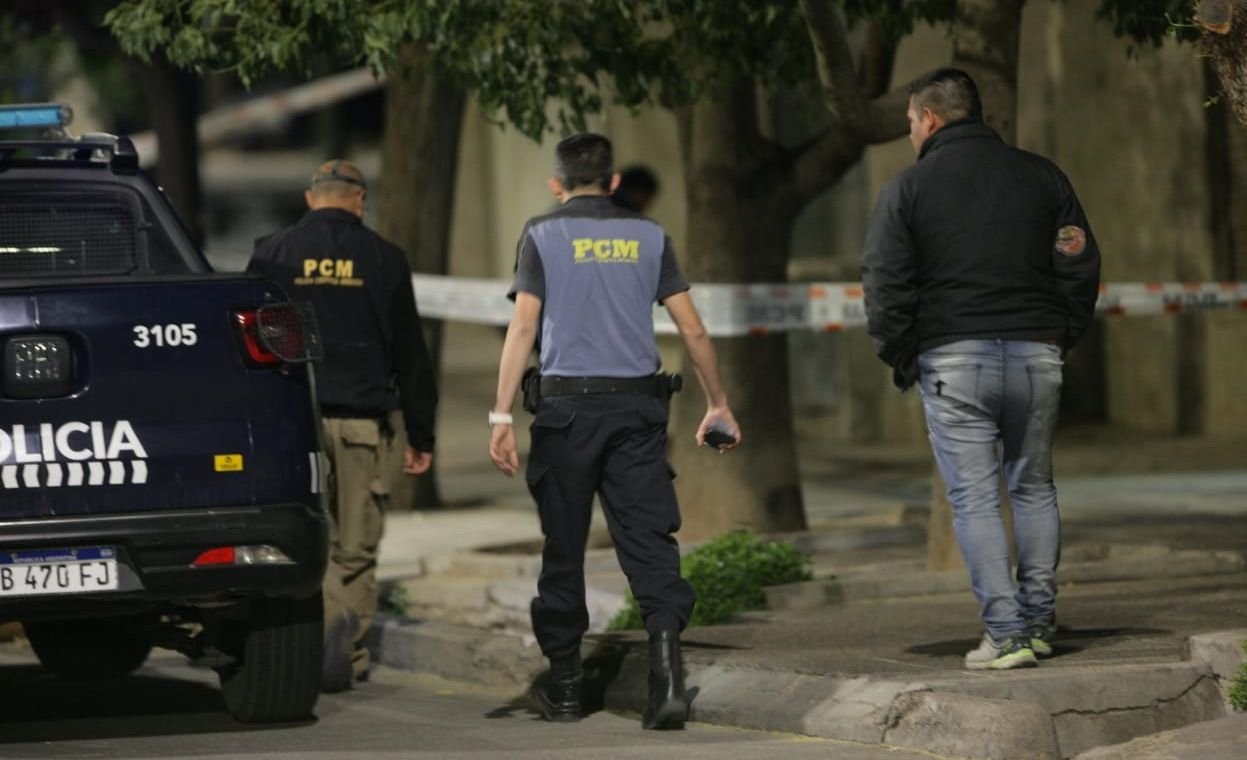 Conmoción por la muerte de un policía en Godoy Cruz