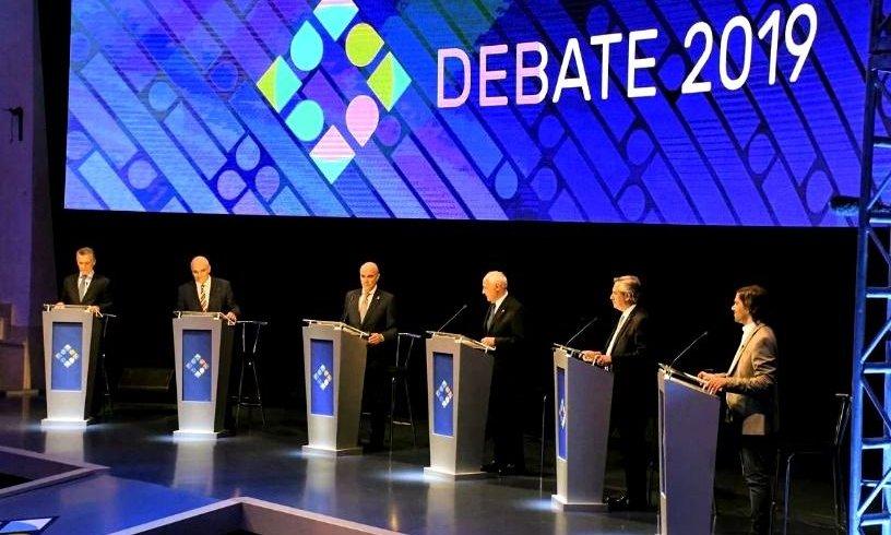 Votá en la ENCUESTA: Para vos, ¿quién ganó el debate presidencial?