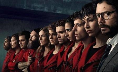 'La casa de papel' tendrá una quinta temporada