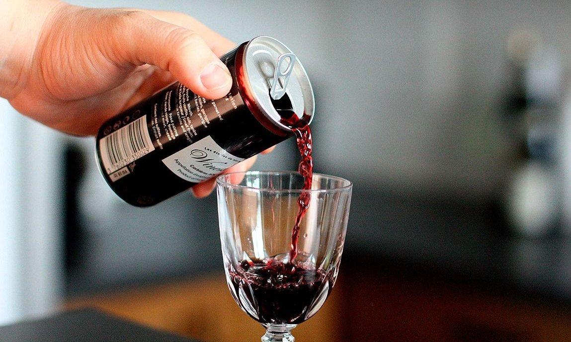 Bodegas mendocinas lanzarán vinos en lata con el fin de captar al público joven