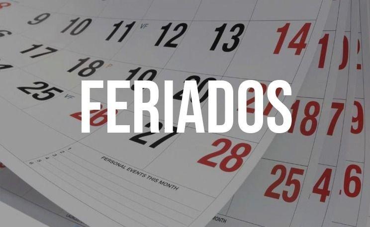 ¿Cuándo es el próximo feriado largo?