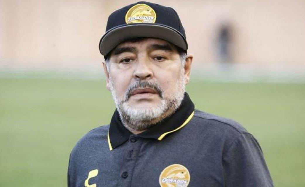 Aparecieron fotos de Magalí, la supuesta hija de Maradona