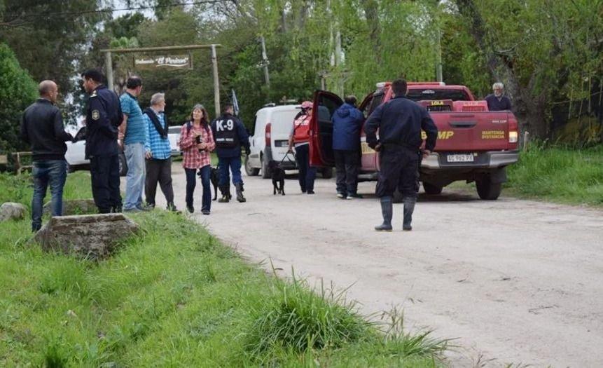 Detuvieron a la pareja de vecinos de la nena perdida en Punta Indio