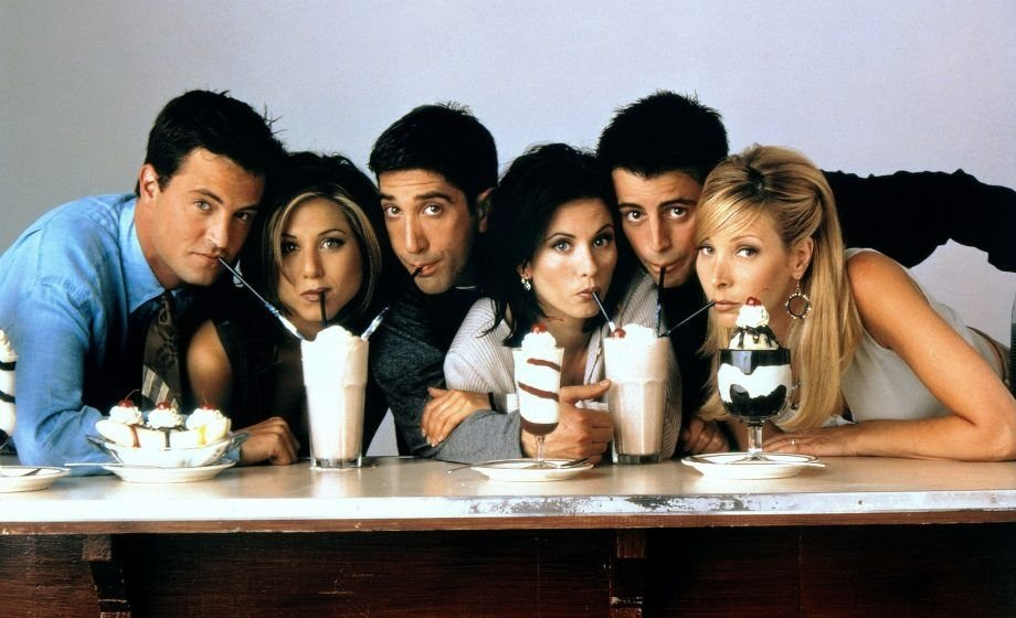 Jennifer Aniston inauguró su Instagram a lo 'Friends'