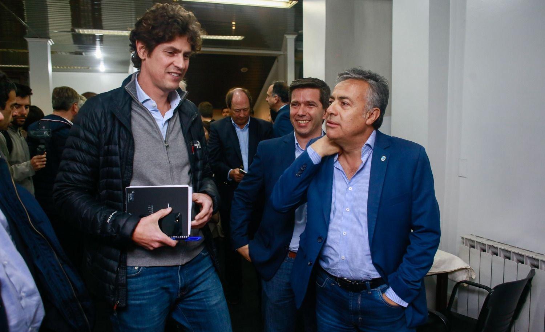 """Martín Lousteau: """"Somos un partido nacional con vocación de ganar y transformar"""""""