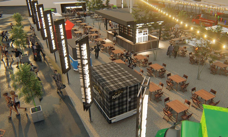 Mendoza Food Park: llega el primer shopping gastronómico